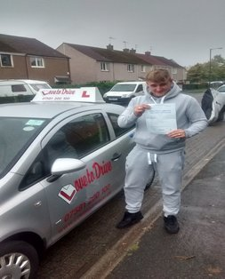 Sean, newly qualified driver